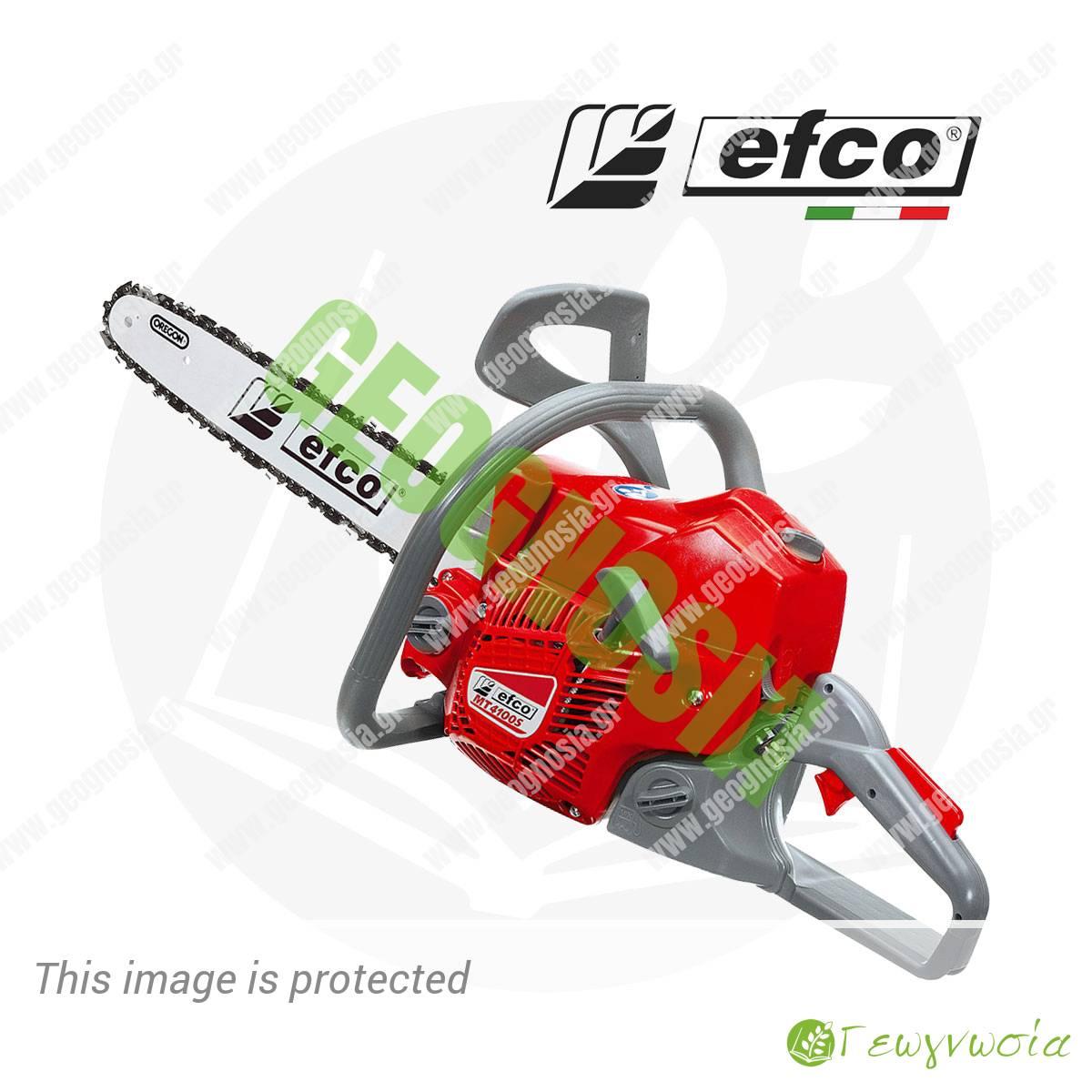 Αλυσοπρίονο MT 4100 Efco