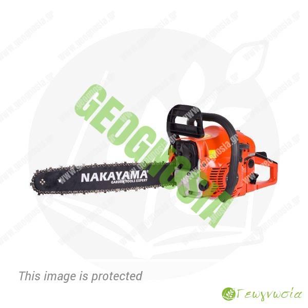 Αλυσοπρίονο Βενζίνης PC4500 NAKAYAMA