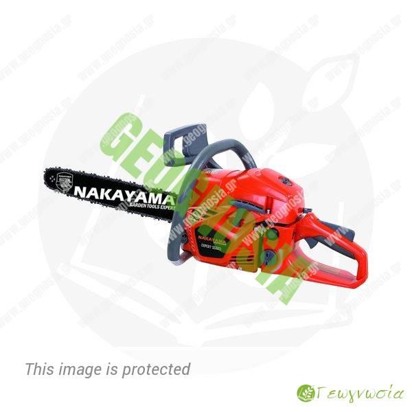 Αλυσοπρίονο βενζίνης PC5600 NAKAYAMA