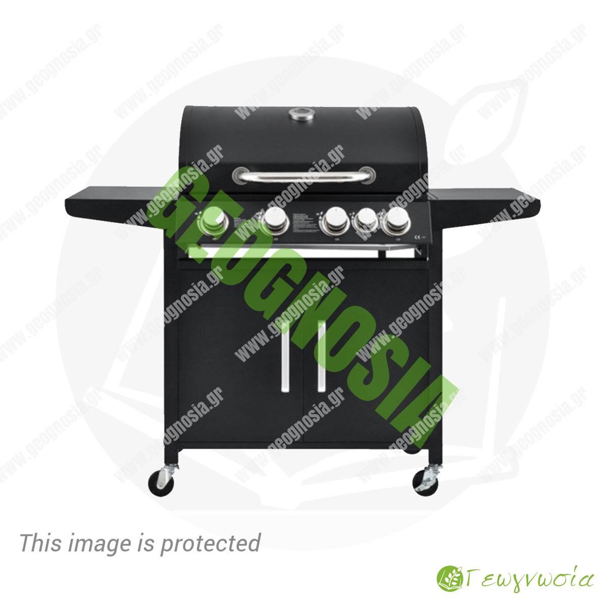Ψησταριά Υγραερίου BBQ4100 BORMANN