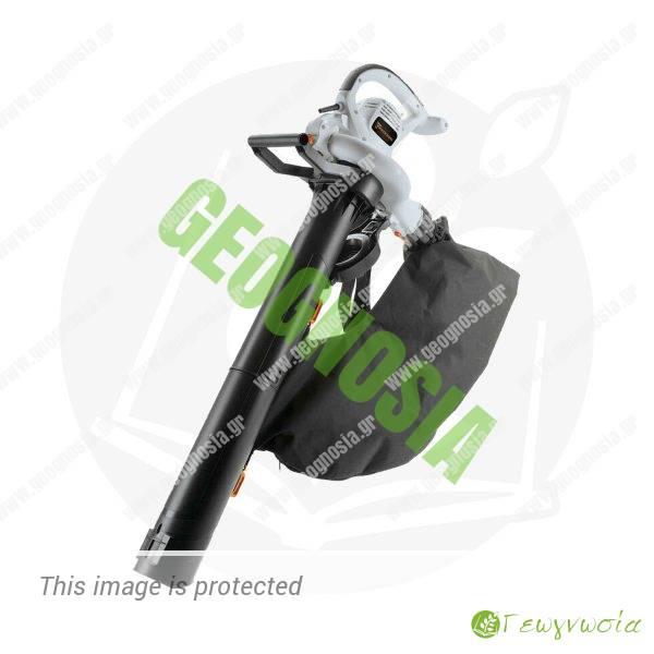 Φυσητήρας - Απορροφητήρας Φύλλων Ηλεκτρικός EB3600 NAKAYAMA
